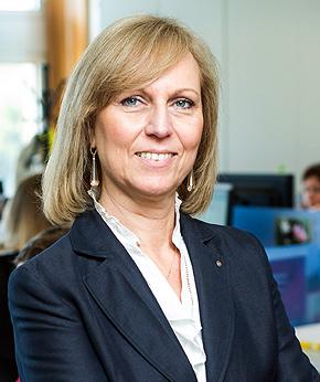 Deolinda Nunes, Directora de Relações Corporativas da Nestlé Portugal