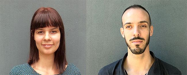 Ana Sofia Oliveira e Marco Rodrigues, fundadores da ClickProfessor
