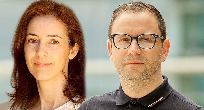 Rosa Matos (Stone Soup Consulting) e Tiago Seixas (CORE), pelo Grupo de Impacto Portugal