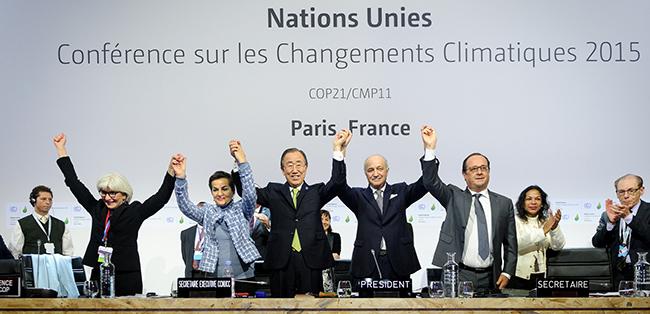 © Arnaud Bouissou – MEDDE / COP 21