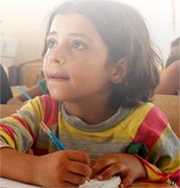 © UNICEF SYRIA/TARTOUS/2015/SAKER