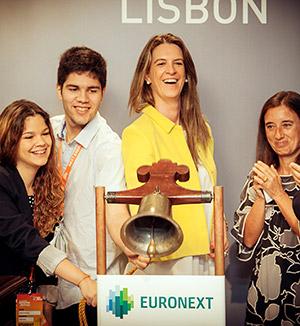 Erica Nascimento, CEO da Junior Achievement Portugal