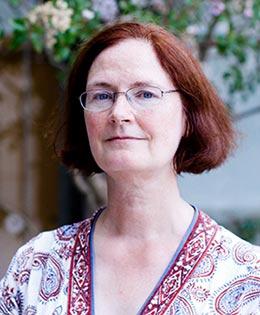 Anne Harrop, Directora Programática da Fundação Aga Khan © FAK Portugal