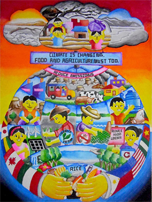 © World Food Day Poster and Video Contest / FAO