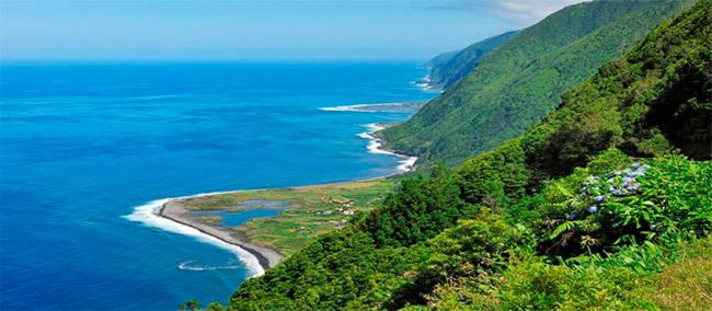 © Green Destinations / Fajã-dos-Cubres, Açores